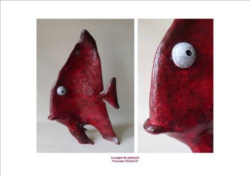 le papa du poisson.